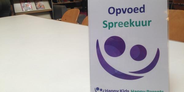 Afbeelding - Opvoedspreekuur Bibliotheek Utrecht Zuilen Happy Kids Happy Parents - Conrad van Pruijssen